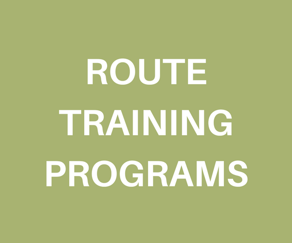 route training program