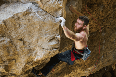matt pincus online personal training for climbing