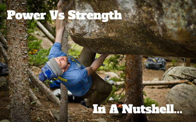 Power and Strength: What They Are and How to Train Them
