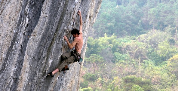Climb Harder By Mastering This Breathing Technique ...