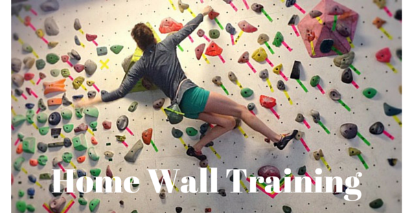 Home Wall Training