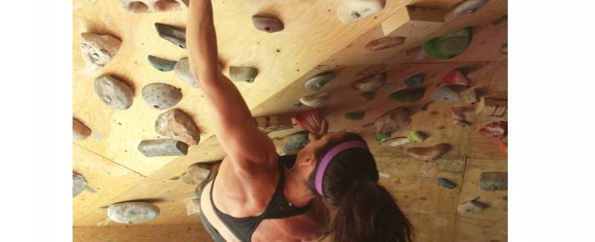Avoiding Overgripping in Climbing