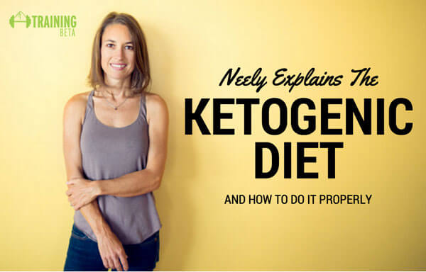 ketogenic diet and climbing