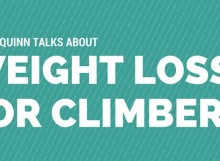 weight loss for climbers