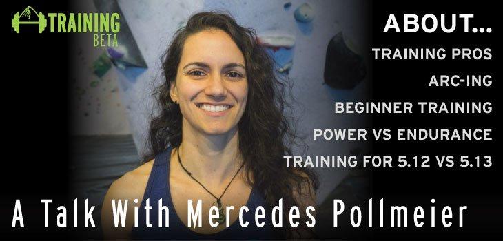 mercedes pollmeier climbing trainer