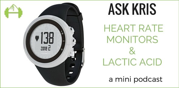 heart rate monitors climbing