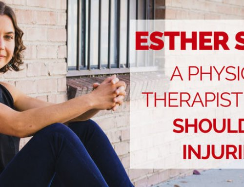 TBP 066 :: Physical Therapist Esther Smith Talks About Shoulders