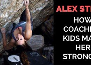 alex stiger climbing