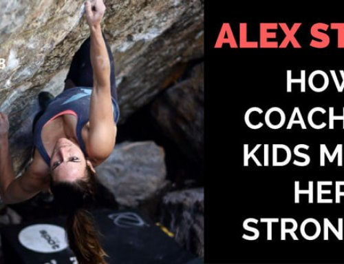 TBP 068 :: Alex Stiger on How Coaching Kids Made Her Stronger