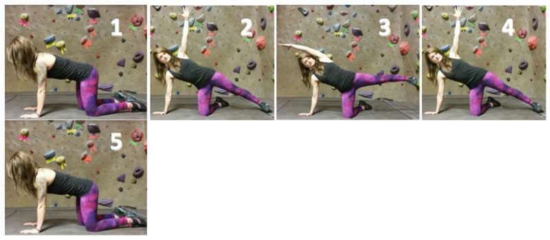 yoga sequence 3 for climbers