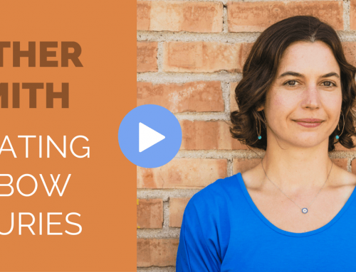 TBP 071 :: Physical Therapist Esther Smith on Elbow Pain