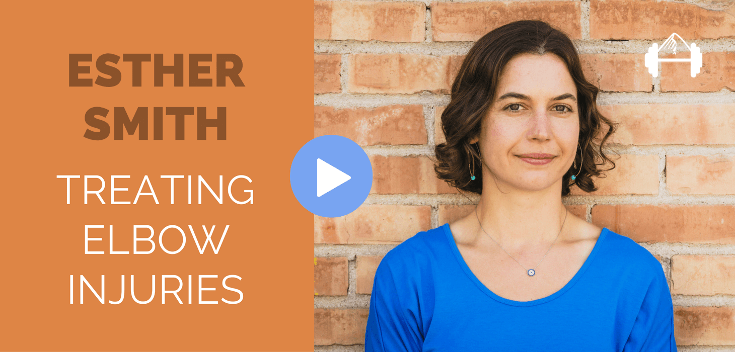 Esther Smith elbows podcast