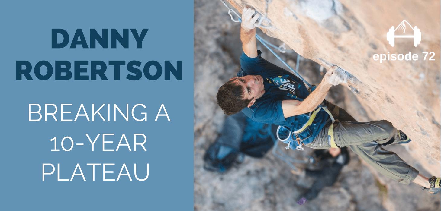 danny robertson climbing