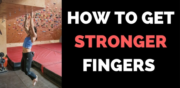 how to become a stronger climber