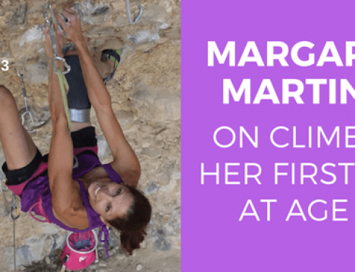 TBP 073 :: Margarita Martinez on Climbing Her First 13d at Age 58