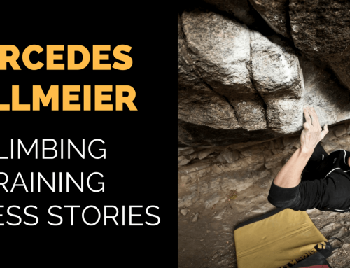 TBP 074 :: Climbing Training Success Stories with Mercedes Pollmeier