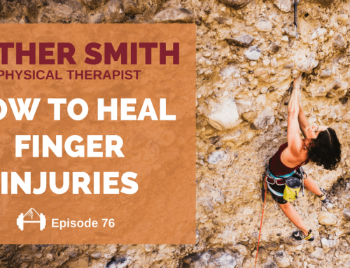 TBP 076 :: Esther Smith on How to Heal Your Finger Injury