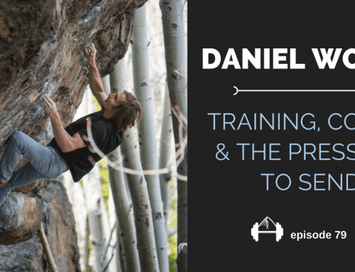 TBP 079 :: Daniel Woods on Training, Comps, Life Stuff, and The Pressure to Send