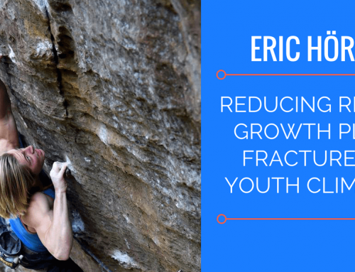 Eric Hörst: Reducing Risk of Growth Plate Fractures in Youth Climbers