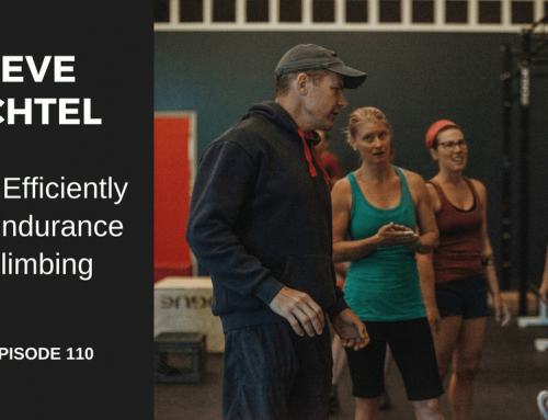 TBP 110 :: Steve Bechtel on Training Endurance for Climbing