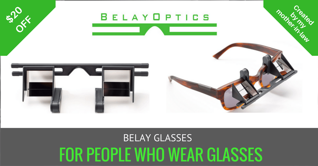 belay optics belay glasses for people who wear glasses