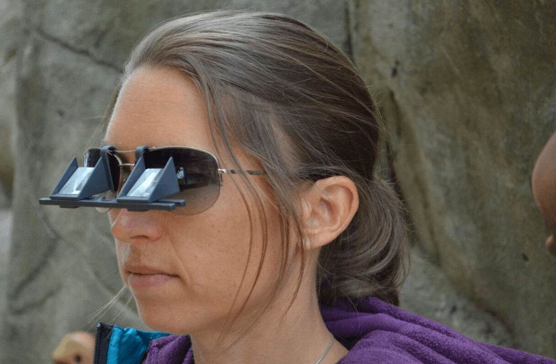 neely in belay optics