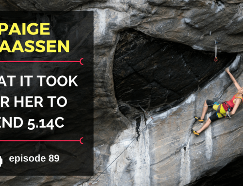 TBP 089 :: What It Took for Paige Claassen to Send 5.14c