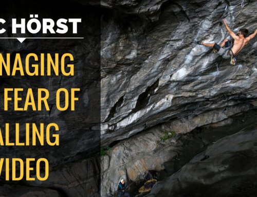Eric Hörst – Managing the Fear of Falling Video