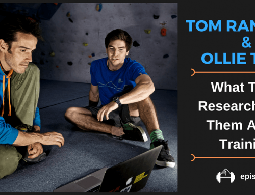 TBP 091 :: Tom Randall and Ollie Torr on How Their Training Research Can Help Us