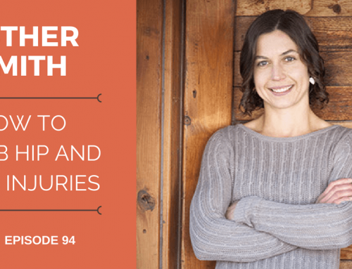 TBP 094 :: Esther Smith – Treating Knee and Hip Injuries in Climbers
