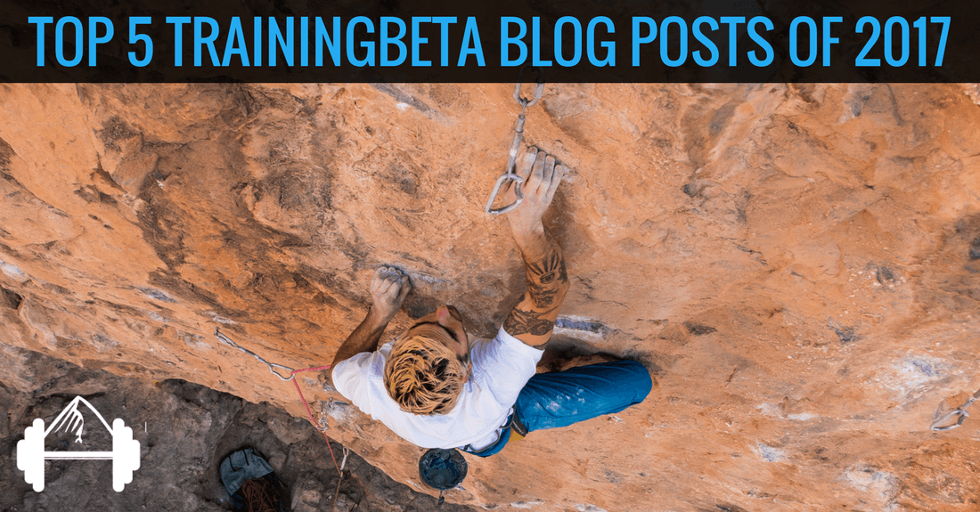 TOP 5 TRAININGBETA BLOG POSTS OF 2017
