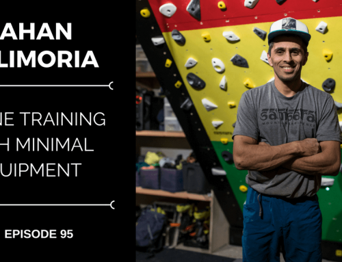 TBP 095 :: Zahan Billimoria on Alpine Training with Minimal Equipment