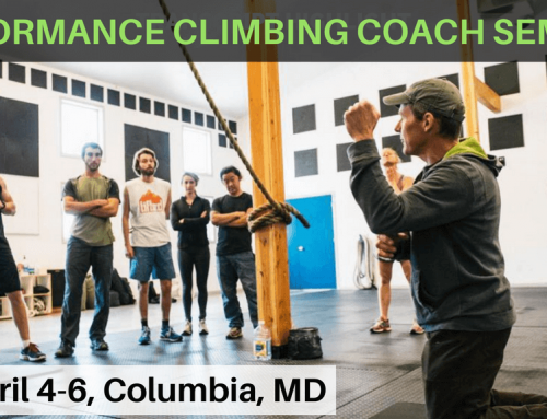 Climbing Training Seminar with Steve Bechtel and Neely Quinn