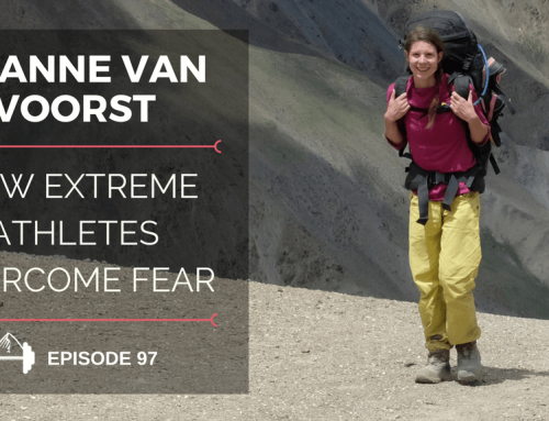 TBP 097 :: How to Overcome Fear in Climbing with Author Roanne van Voorst