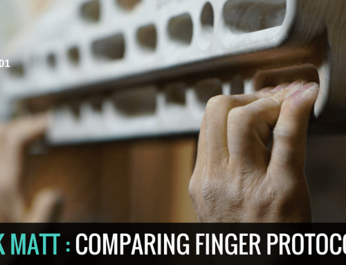 Ask Matt :: Comparing Finger Training Protocols