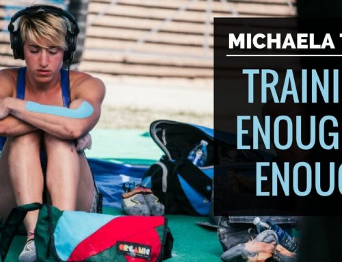 Michaela Tracy: Training – Enough is Enough