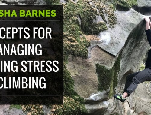 Natasha Barnes: Concepts for Managing Training Stress in Climbing