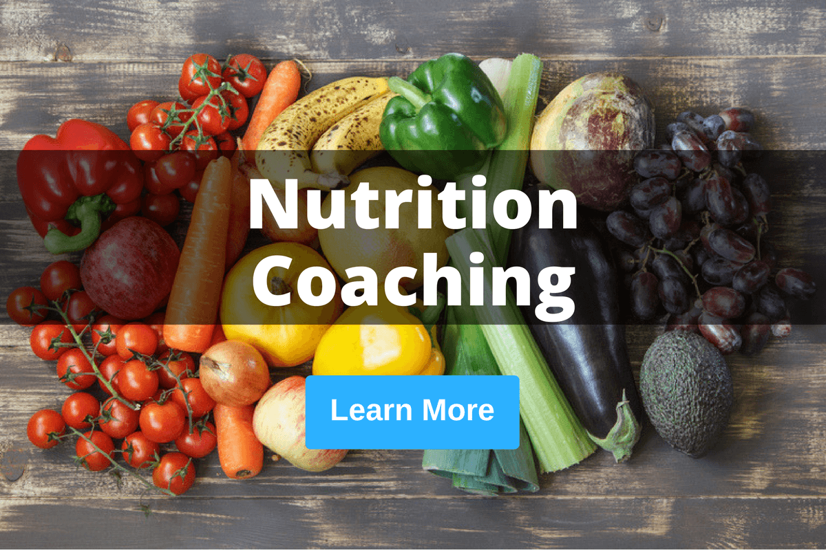 nutrition coaching climbing