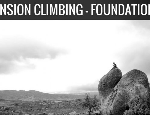 Tension Climbing – Foundations