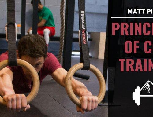 Matt Pincus: Principles of Core Training