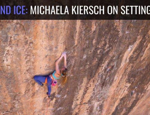 Rock and Ice: Michaela Kiersch on Setting Goals