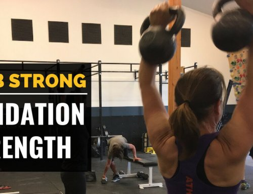 Climb Strong: Foundation Strength