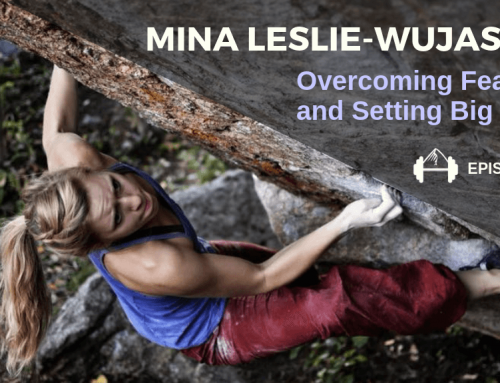 TBP 112 :: Mina Leslie-Wujastyk on Overcoming Fears and Setting Big Goals
