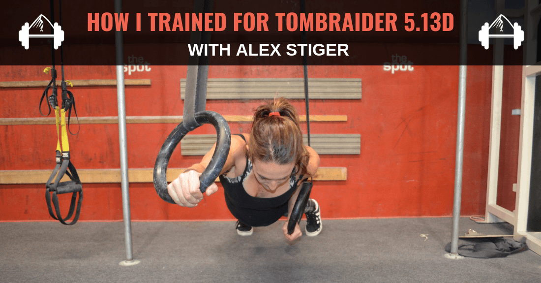ALEX STIGER tombraider