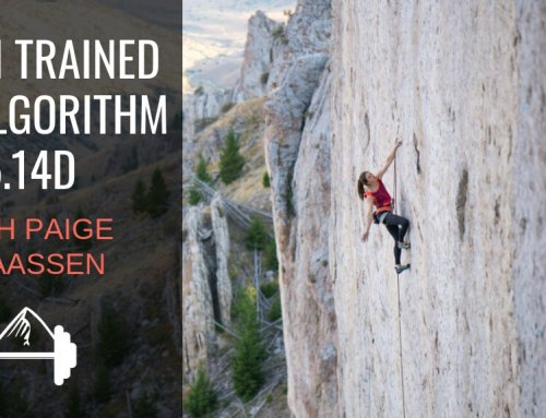 Paige Claassen: How I Trained for Algorithm 5.14d