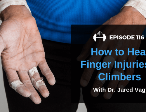 TBP 116 :: Dr. Jared Vagy on Healing Finger Injuries
