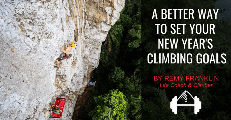 new year's climbing goals