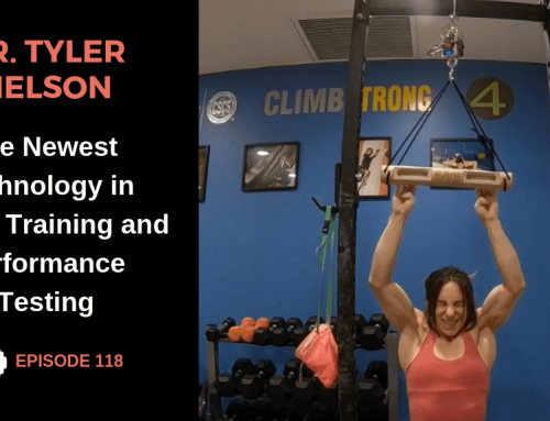 TBP 118 :: Dr. Tyler Nelson on the Latest Tech for Finger Training and Testing