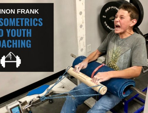 Brannon Frank: Max Isometrics and Their Application for Youth Coaches