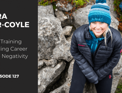 TBP 127: Sierra Blair-Coyle on Training, Modeling, and Online Negativity